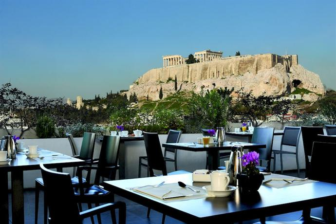 The Athens Gate Hotel - dream vacation