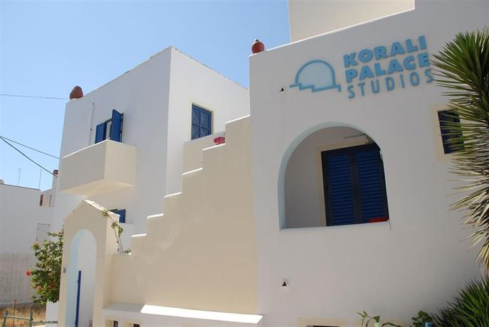 Korali Palace Studios Naxos - dream vacation