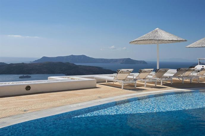 Lilium Villas Santorini - dream vacation