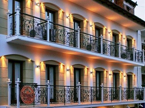Parnassos Hotel - dream vacation