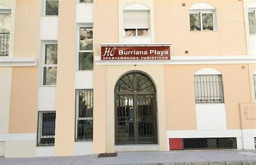 Apartamentos Burriana Playa Nerja - dream vacation