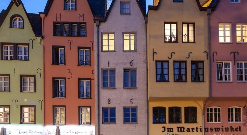 Rhein Hotel St Martin - dream vacation