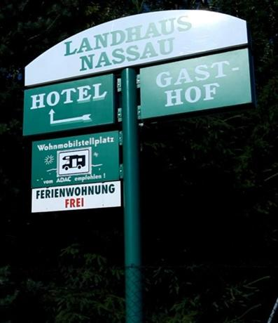 Hotel Landhaus Nassau - dream vacation