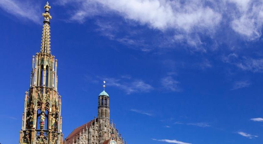 Hotel Continental Nuremberg - dream vacation