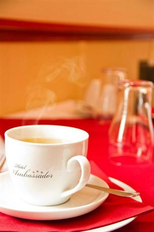 Hotel Ambassador Babelsberg - dream vacation