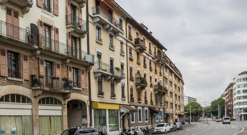 Hotel Les Nations Geneva - dream vacation