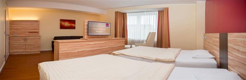 Star Inn Hotel Premium Bremen Columbus by Quality - dream vacation