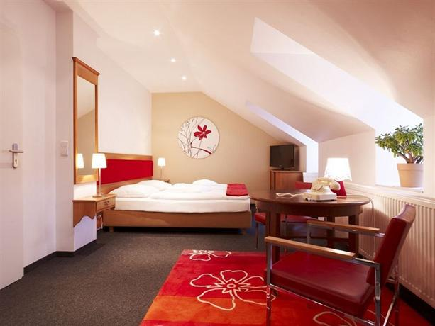 Travel attraction and accomodation information for nuremberg for Design hotel vosteen
