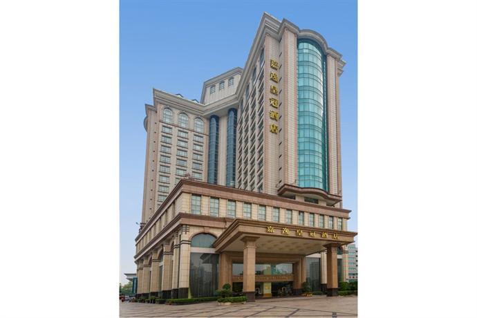 Grand Royal Hotel Guangzhou - dream vacation