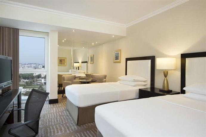 Hilton Abu Dhabi - dream vacation