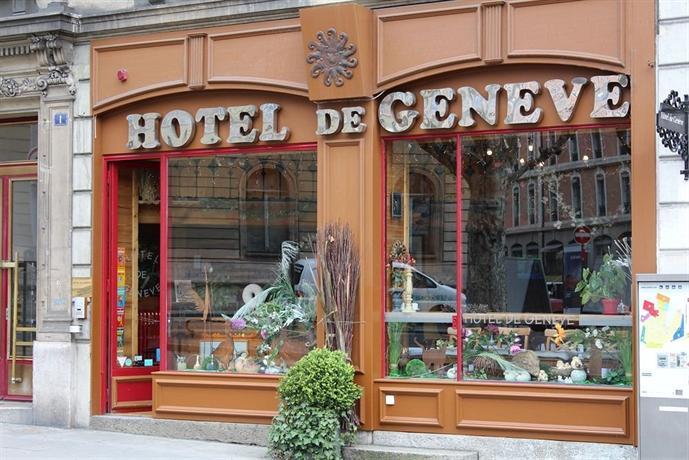 Hotel De Geneve - dream vacation