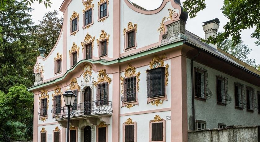 Mozart Hotel Salzburg - dream vacation