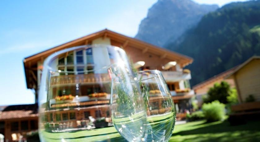 Ermitage Hotel Kandersteg - dream vacation