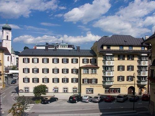 Hotel Goldener Lowe Kufstein - dream vacation