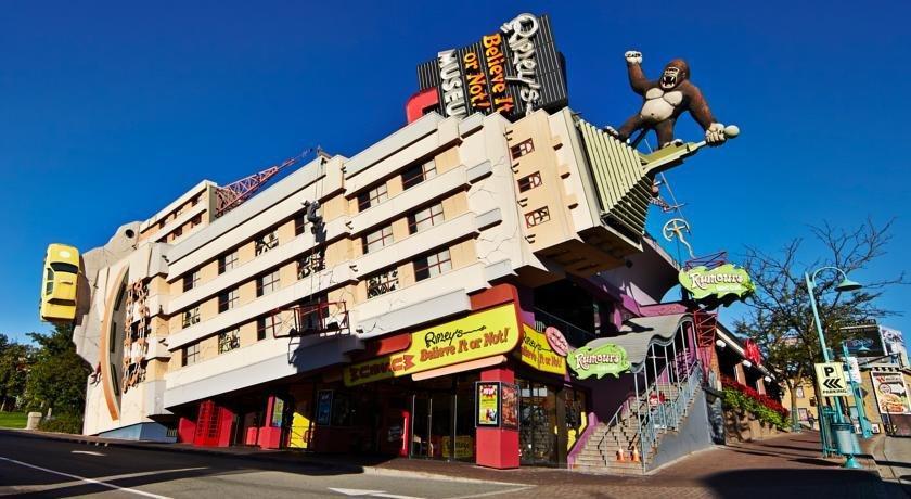 Victoria Motor Inn At The Falls And Casino Niagara Falls
