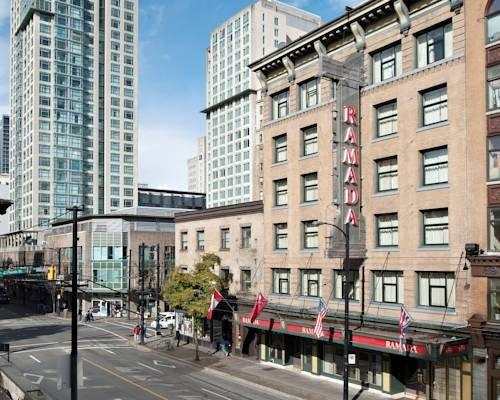 Hotel deals vancouver bc downtown