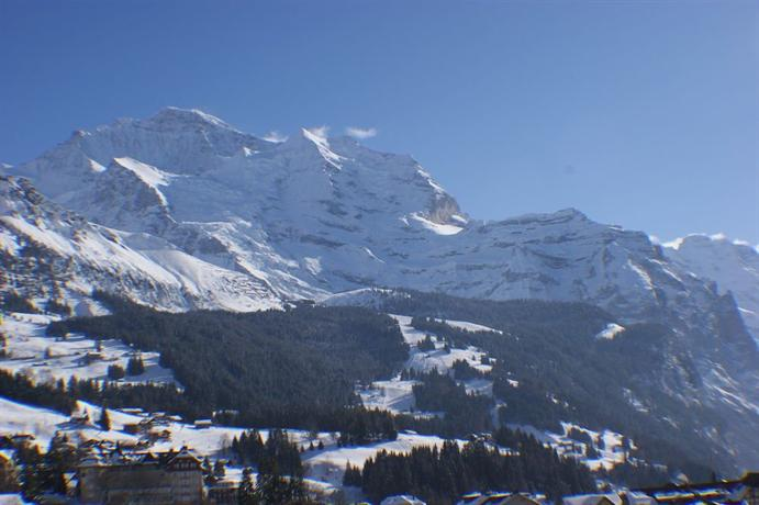 Jungfraublick Hotel Wengen - dream vacation