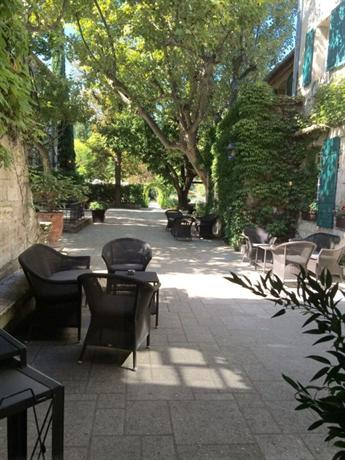 Le Prieure Hotel Villeneuve-les-Avignon - dream vacation