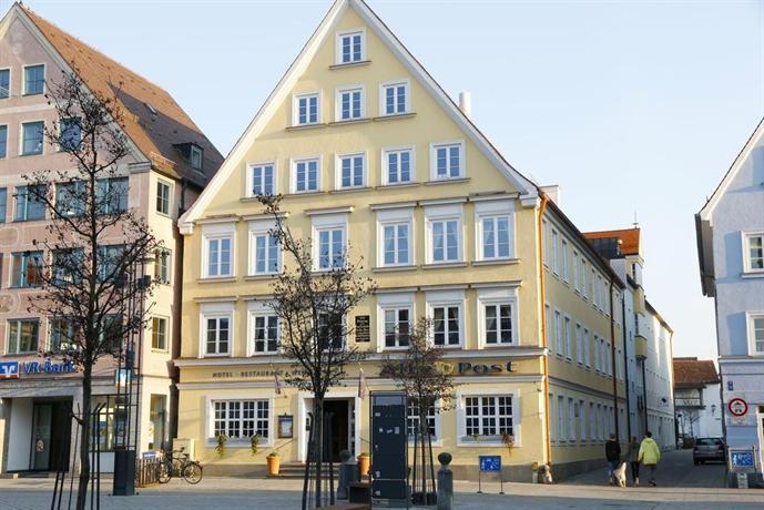 Hotel Restaurant Alte Post Mindelheim