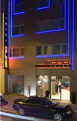 Soho Boutique Hotel - dream vacation
