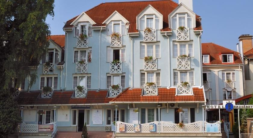Hotel Erzsebet - dream vacation