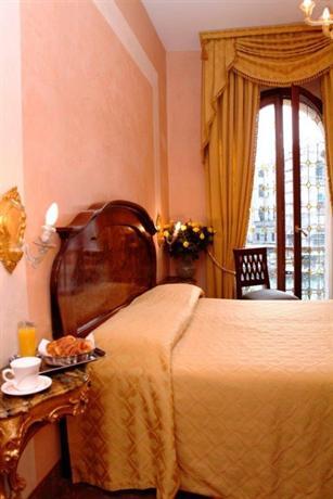 Hotel Marconi Venice - dream vacation