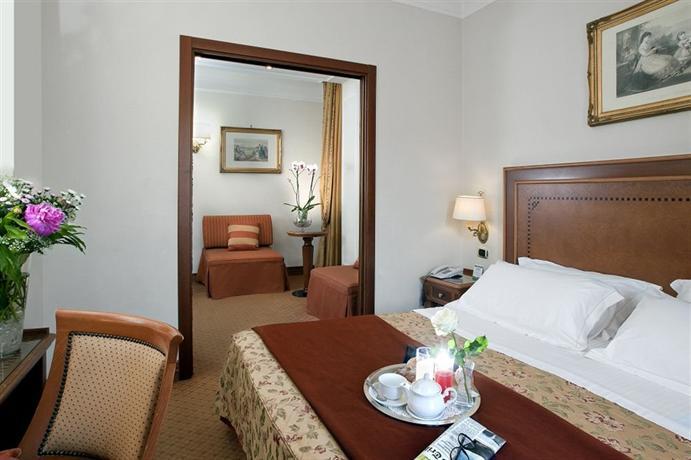 Pinewood Hotel Rome - dream vacation