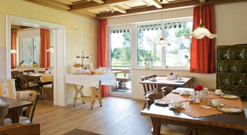 Gastehaus Bergblick Scheidegg - dream vacation