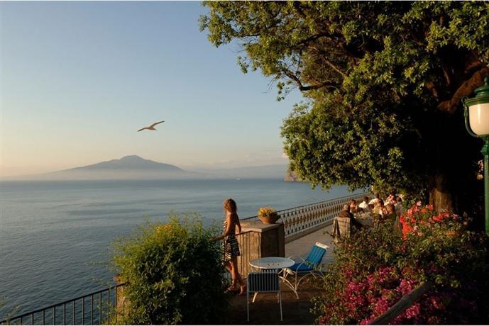 Grand Hotel Ambasciatori Sorrento - dream vacation