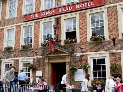 The Kings Head Hotel Richmond - dream vacation