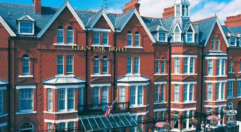 Glen Usk Hotel - dream vacation