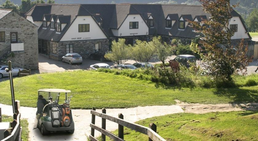 Lostwithiel Hotel Golf & Country Club - dream vacation