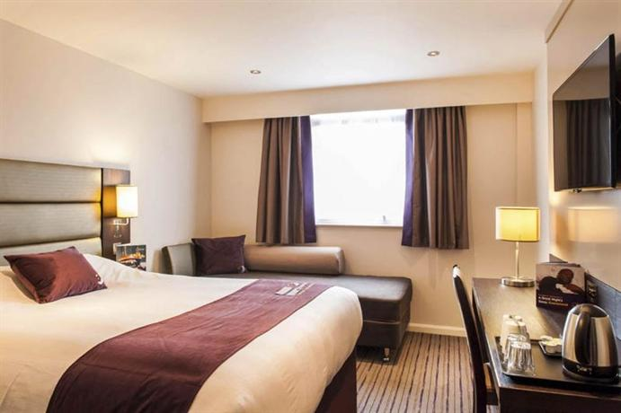 Premier Inn Broad Street Brindley Place Birmingham - dream vacation