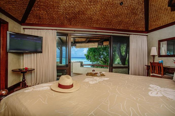 Pacific Resort Aitutaki - dream vacation