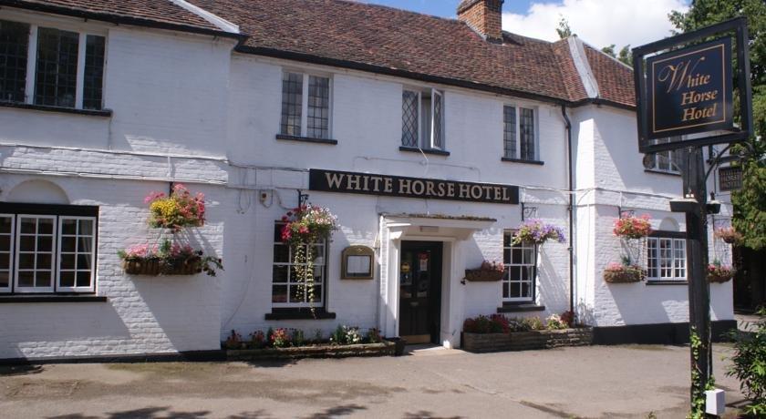 White Horse Hotel - dream vacation