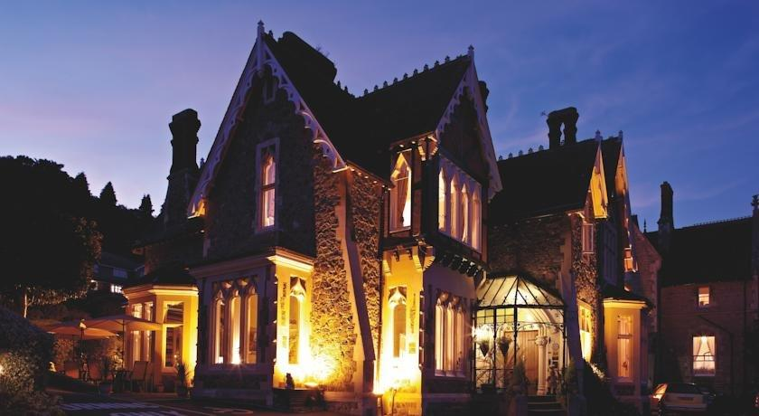 The Cotford Hotel and l\'Amuse Bouche Restaurant - dream vacation