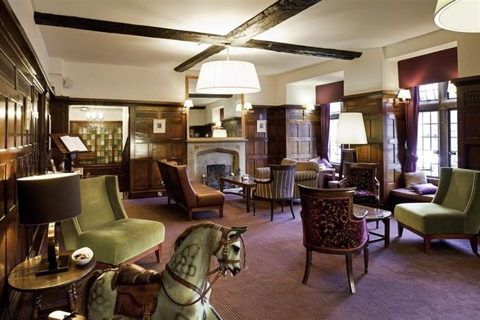 Mercure Banbury Whately Hall Hotel - dream vacation