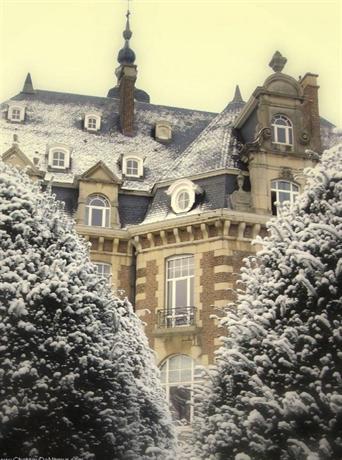 Chateau de Namur - dream vacation
