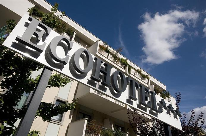 Ecohotel Rome - dream vacation