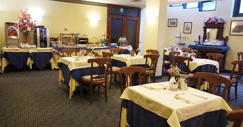 Hotel De La Ville Saint Vincent Aosta
