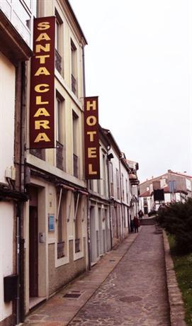 Hotel Santa Clara Santiago de Compostela - dream vacation