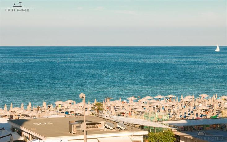 Hotel Caraibi Milano Marittima - dream vacation