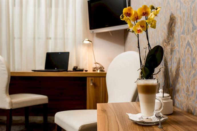 Hotel Patio - dream vacation