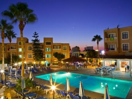 Damon Hotel Apartments - dream vacation
