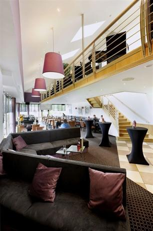 Hotel Charleroi Airport - Van Der Valk - dream vacation