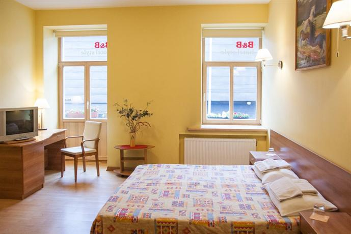 In Astra Bed and Breakfast Vilnius - dream vacation
