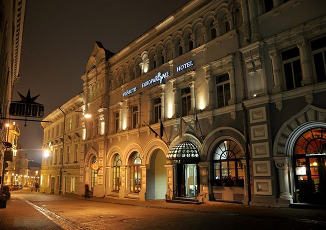 Europa Royale Vilnius - dream vacation