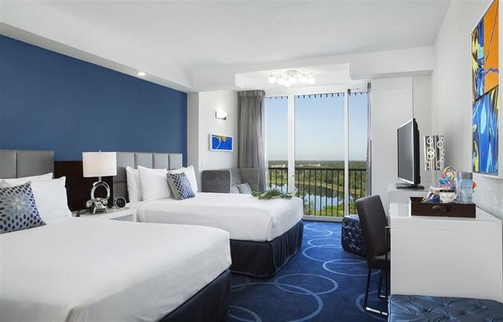 B Resort and Spa Located in Disney Springs Resort Area - dream vacation