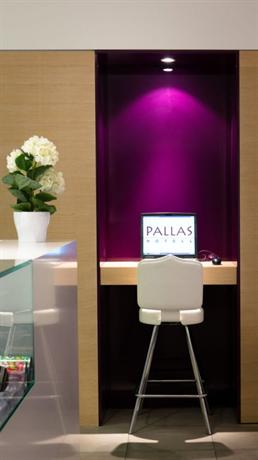 Art Hotel Pallas by Tartuhotels - dream vacation
