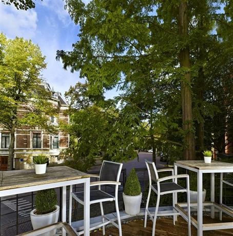 Park Plaza Vondelpark Amsterdam - dream vacation